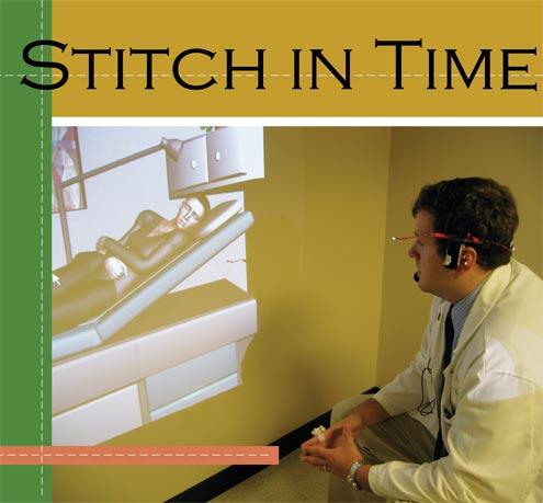 stitchin