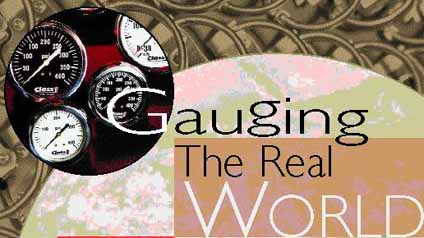 Gauging the Real World