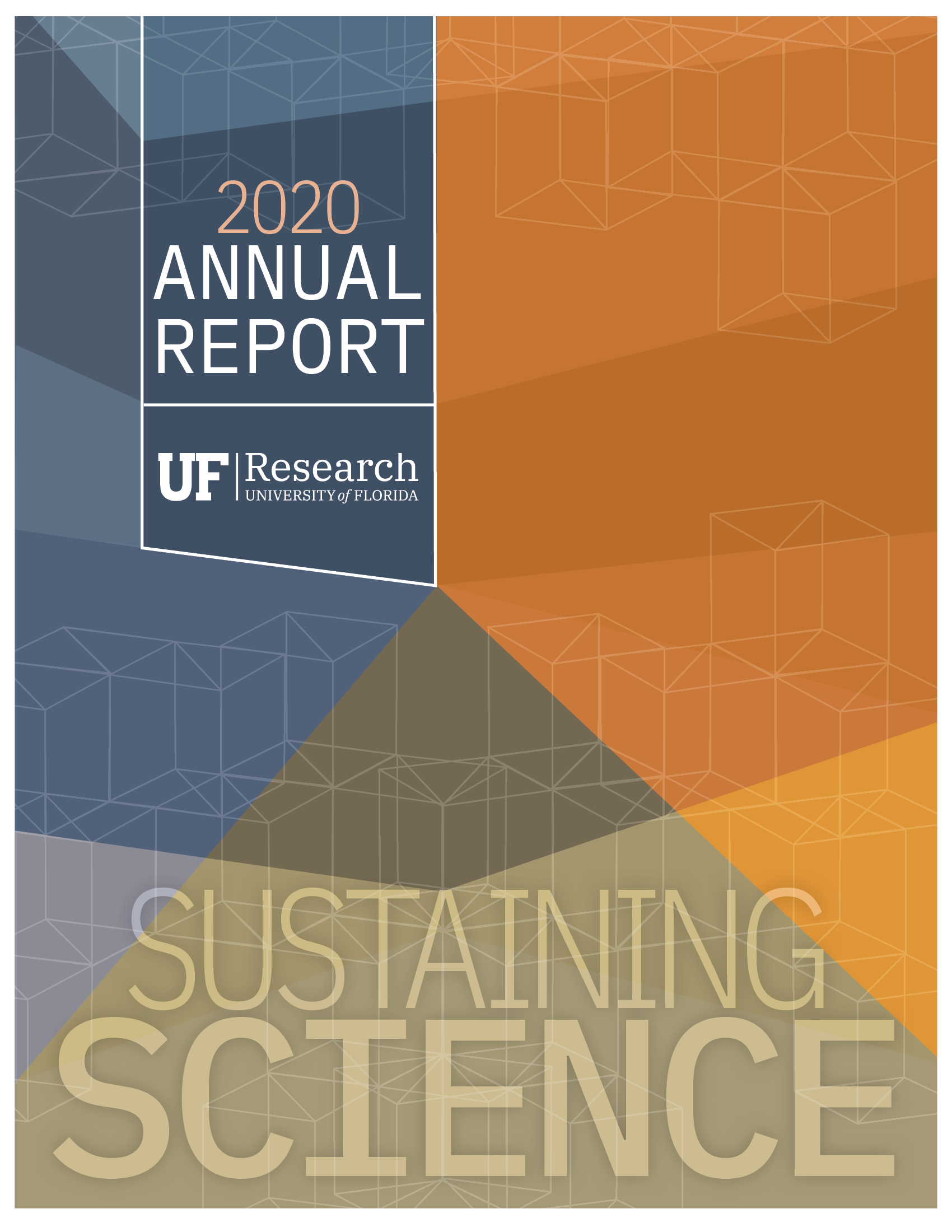 Page 1 of 2020 UF Research Annual Report