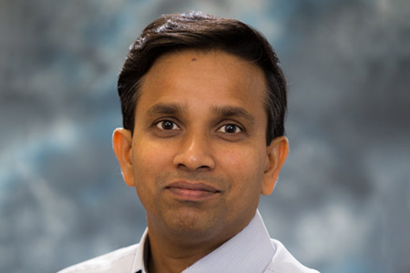 Portrait of Prabhat Mishra