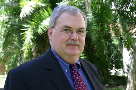 Portrait of W. Robert Knechel
